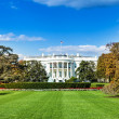 White House — Stock Photo #21841461