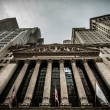 The New york Stock Exchange — Stock Photo