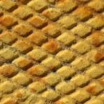 Rusty iron pattern — Stock Photo