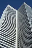 High-rise office building — Stock Photo