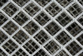Hockey net pattern — Stock Photo