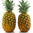 Two ripe pineapples — Stock Photo #21827149