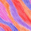 Colorful crayon abstract background — Stock Photo