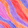 Royalty-Free Stock Photo: Colorful crayon abstract background