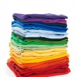 Rainbow laundry — Stock Photo #22236099