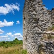 Walls of a medieval church in Gotland, Sweden — Stock Photo