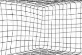 Inside the metal cage — Zdjęcie stockowe
