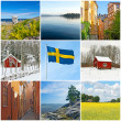 Stock Photo: Sweden
