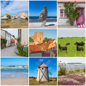 Gotland, Sweden — Stock Photo