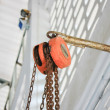 Stock Photo: Pulley
