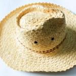 Hat for sunshade — Стоковое фото
