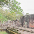 Stock Photo: Angkor Bayon in Cambodia