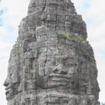 Angkor Bayon in Cambodia — Stock Photo #37665833
