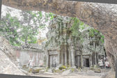 Angkor Bayon in Cambodia — Stock Photo