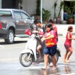 Songkran Festival in Thailand — Stock Photo #38042093