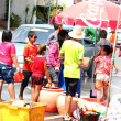 Songkran Festival in Thailand — Stock Photo #38042131