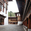 Temple in Bhutan — Stock Photo #38565911