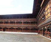 Temple in Bhutan — Foto Stock