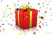 Gift Box — 图库照片