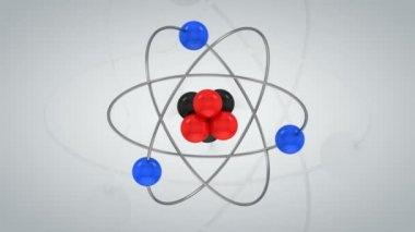 Atom — Stock Video