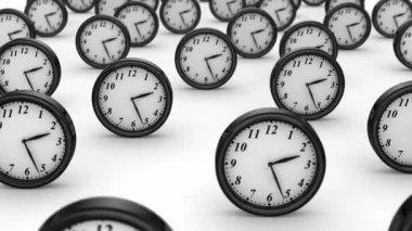 Tijd — Stockvideo