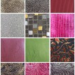 Stock Photo: Textures pack