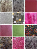 Textures pack — Stock Photo