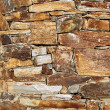 Shale wall — Stock Photo