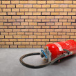 Extinguisher — Stock Photo