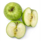 青苹果 — 图库照片