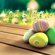 Easter eggs — Foto de Stock