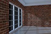 夜の部屋 — ストック写真