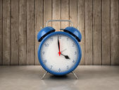Alarm clock background — Stock Photo