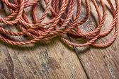 Rope background — Stock Photo