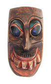 Tribal mask — Stock Photo