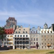 Quebec city — Stockfoto #21753649