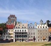 Quebec city — Stock Photo
