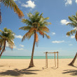 Stock Photo: Caribbebeach