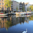 Stock Photo: Amsterdam cityscape