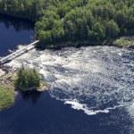 Aerial bridge — Stock Photo #27269343