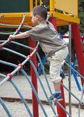 Child in playground — Stock Photo
