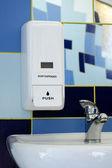 Soap dispenser — Stock Photo