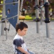 Lonely bored child — Stock Photo #40891401