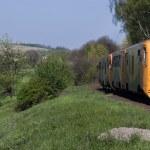 火车 — 图库照片