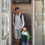 Lift or elevator — Stock Photo #42863595