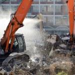 Demolition site — Stock Photo #45808961