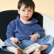 Child reading — Stock Photo #50412467