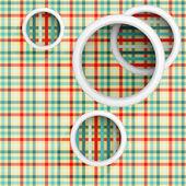 шаблон для текстуры, группа элементов на цветном фоне — Cтоковый вектор