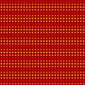 Muster aus punkten verschiedener farben — Stockvektor
