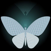 Butterfly — Vecteur